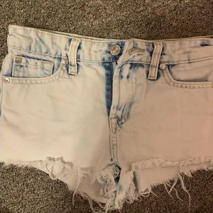 Great condition girls 7 for all man kind shorts